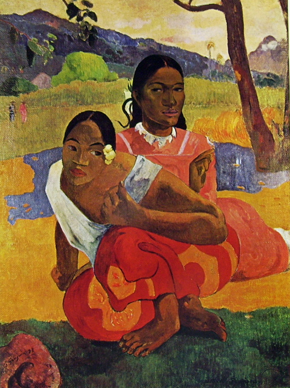 Paul Gauguin-Nafea Faa Ipoipo