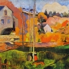 Paul Gauguin-mulino David a pont-aven