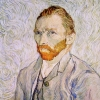 Van Gogh autoritratto del 1889