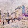 Van Gogh il boulevard de clichy