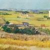 Van Gogh la piana Crau