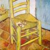 Van Gogh la sedia di van gogh 623
