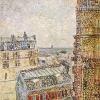Van Gogh rue lepic a parigi