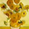 Van Gogh vaso con girasoli