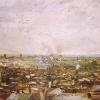 Van Gogh veduta parigina da montmartre