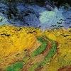 Van_Gogh_ CAMPO DI GRANO CON CORVI