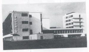 Bauhause esterno